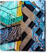 Burberry Flagship Store V3 Dsc7575 Acrylic Print