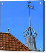 Bureau Of Tourism Amsterdam Acrylic Print