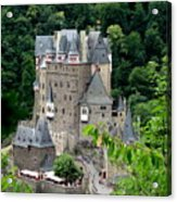 Burg Eltz Castle Acrylic Print