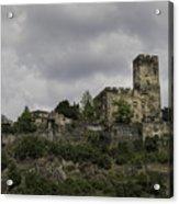 Burg Gutenfels 03 Acrylic Print