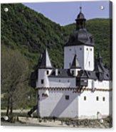 Burg Pfalzgrafenstein Acrylic Print