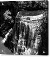 Burgess Lower Falls 2 Acrylic Print