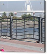 Burj Al Arab Acrylic Print