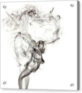 Burlesque Acrylic Print