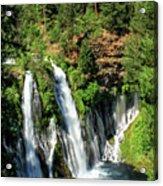 Burney Falls Acrylic Print