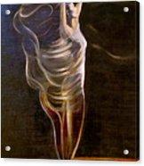 Burning Desire Acrylic Print