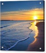 Burry Port Beach Acrylic Print