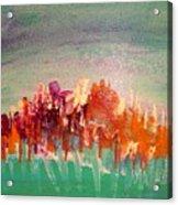 Bursting Forth Acrylic Print