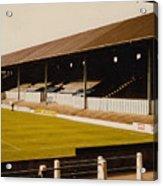 Bury - Gigg Lane - North Stand 1 - 1969 Acrylic Print