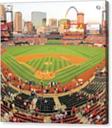 Busch Before The Game Acrylic Print