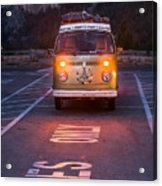 Buses Only Acrylic Print