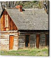 Butch Cassidy's Family Homestead Acrylic Print