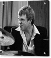 Butch Miles, Jazz Drummer Acrylic Print