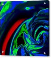 Butler Rose IIi Acrylic Print