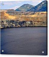 Butte Montana - Lake Berkeley Acrylic Print