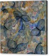 Butterflies And Fairies Acrylic Print