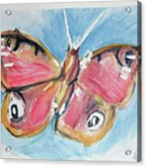 Butterfly 3 Acrylic Print
