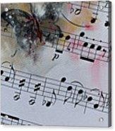 Butterfly Symphony Acrylic Print