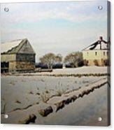 Buttonwood Farms Acrylic Print