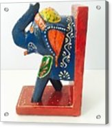 Buy Elephant Home Decor Product Acrylic Print