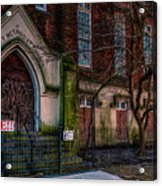 Buy Felicity Methodist - Nola Acrylic Print