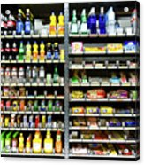 Buy Happiness, Automated By Vending Machine Acrylic Print