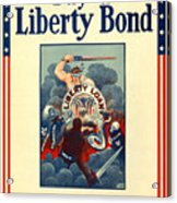Buy Liberty Bonds Acrylic Print