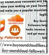 Buy Soundcloud Followers For Audience Attention- Buysoundcloudlikes Acrylic Print