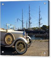 By Land And By Sea Acrylic Print