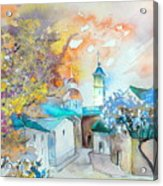 By Teruel Spain 03 Acrylic Print
