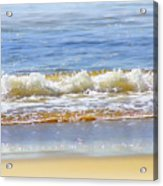 By The Coral Sea Acrylic Print