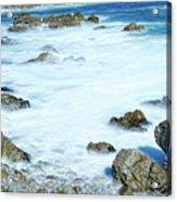 By The Sad Sea Waves Acrylic Print