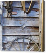 By The Tool Shed Acrylic Print