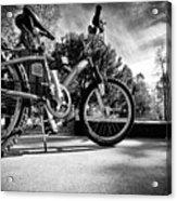 Bycicle Acrylic Print