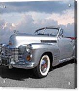 Bygone Era - 1941 Cadillac Convertible Acrylic Print