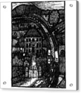 Bypass Acrylic Print