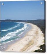 Byron Bay Tallow Beach, Australia Acrylic Print