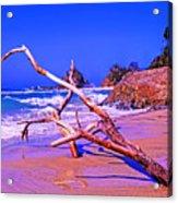 Byron Beach Australia Acrylic Print