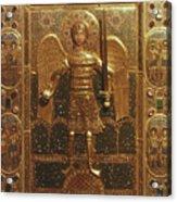 Byzantine Art: St. Michael Acrylic Print