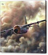 C-130 Hercules Acrylic Print