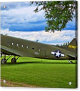 C-47 Special Delivery Acrylic Print