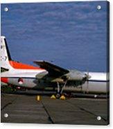 C-7, Netherlands Air Force, Rnaf, Nederlandse  Acrylic Print