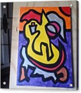 c Acrylic Print