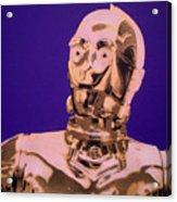 C3p0 Acrylic Print