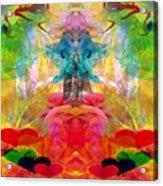 Ca-the-na-goddess-mohave Acrylic Print