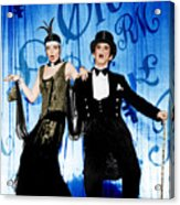 Cabaret, From Left Liza Minnelli, Joel Acrylic Print by Everett