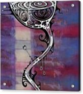 Cabernet Acrylic Print