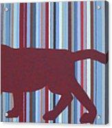 Cabernet Prey Acrylic Print by Julia Raddatz