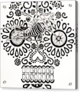 Cabeza De Vaca-cicleta Acrylic Print
