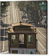 Cable Car Number 6 Acrylic Print